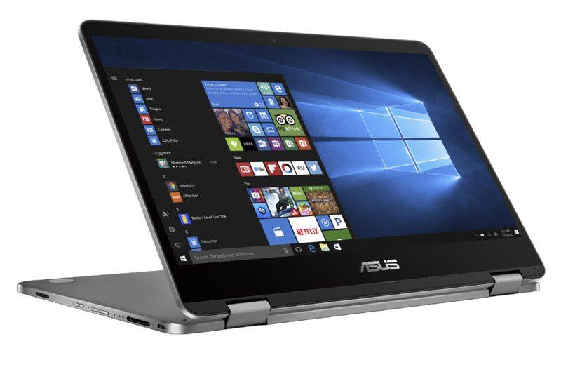 Ordinateur portable 14 ASUS VivoBook Flip TP401NA-BZ001T (photo)