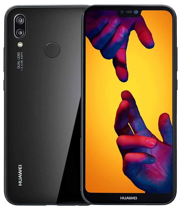 SMARTPHONE HUAWEI P20 Lite Full HD+ noir (photo)
