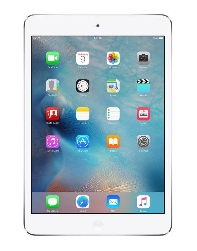 APPLE iPad MINI 2 16 go blanc reconditionne grade A+ (photo)