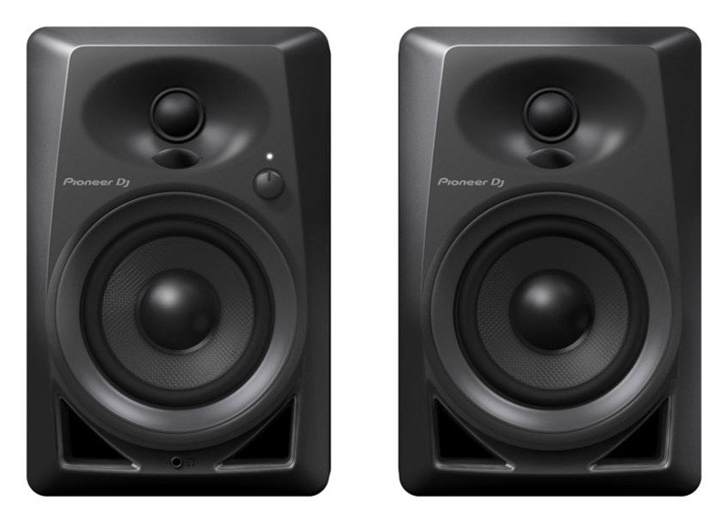 Enceinte Amplifiee PIONEER DJ DM 4 (photo)