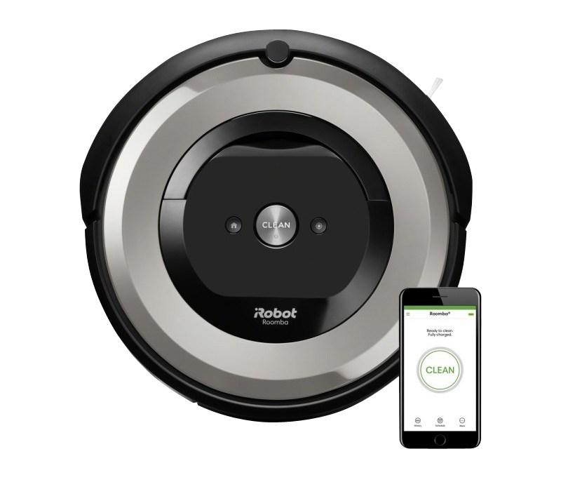 Aspirateur robot connecte IROBOT Roomba E5154 (photo)