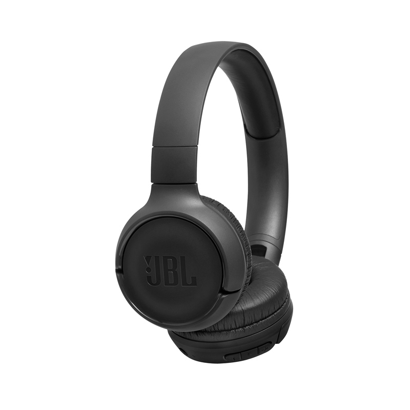 Casque bluetooth JBL T500BT noir (photo)