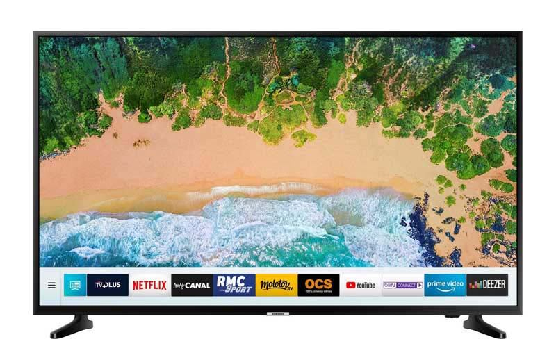 TV UHD 4K SAMSUNG UE55NU7026 Smart Wifi (photo)