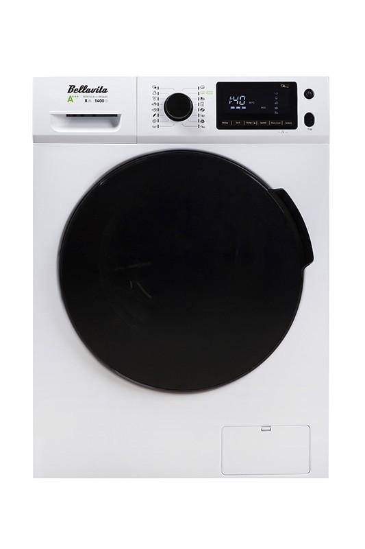 Lave-linge hublot 8 kg BELLAVITA WF 814 A+++ W566C (photo)