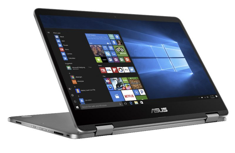 Ordinateur Portable 14 ASUS TP401MA + Office 365 personnel un an inclus