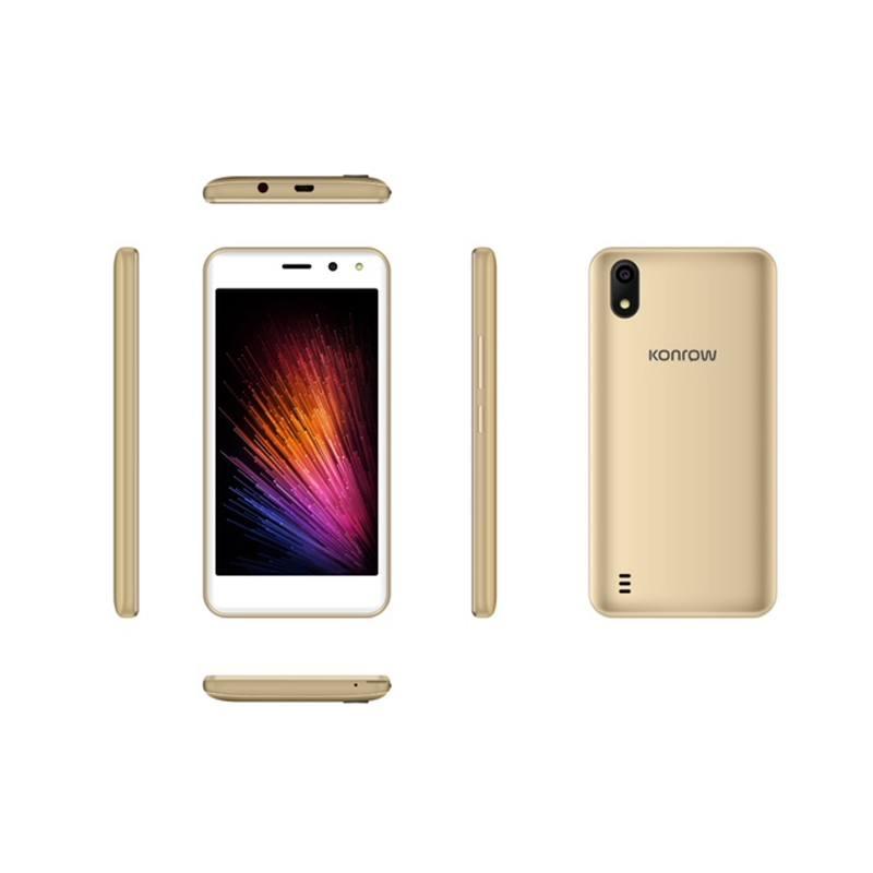Smartphone KONROW EASY 5 4G or (photo)