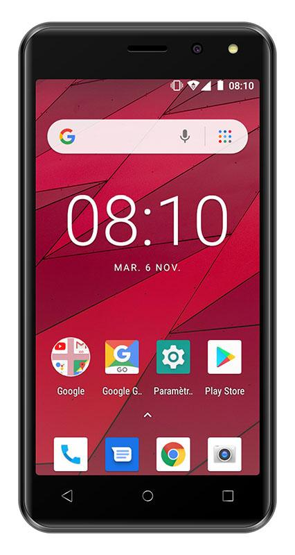 Smartphone KONROW EASY 5 4G argent (photo)