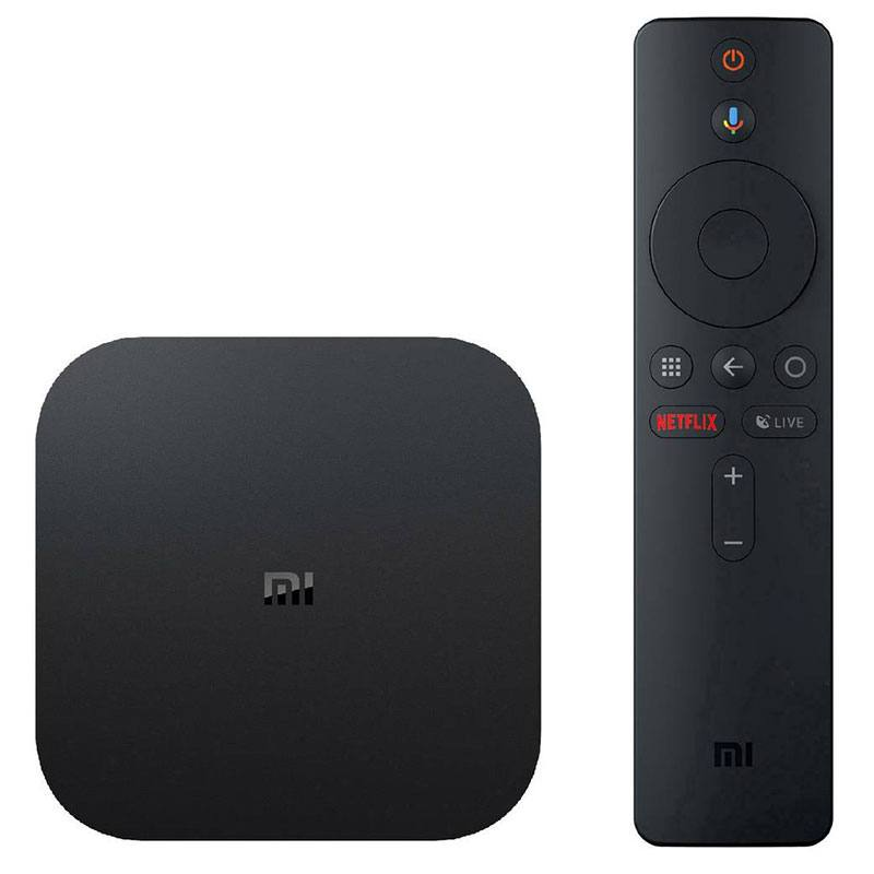 Adaptateur XIAOMI MI BOX TV S (photo)