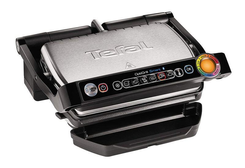 Grill TEFAL OPTIGRILL XL SMART BLUETOOTH (photo)