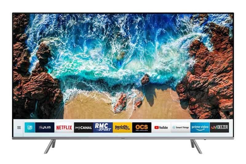 TV UHD 4K SAMSUNG UE82NU8005 Smart Wifi (photo)