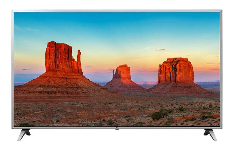 TV UHD 4K LG 86UK6500 (photo)