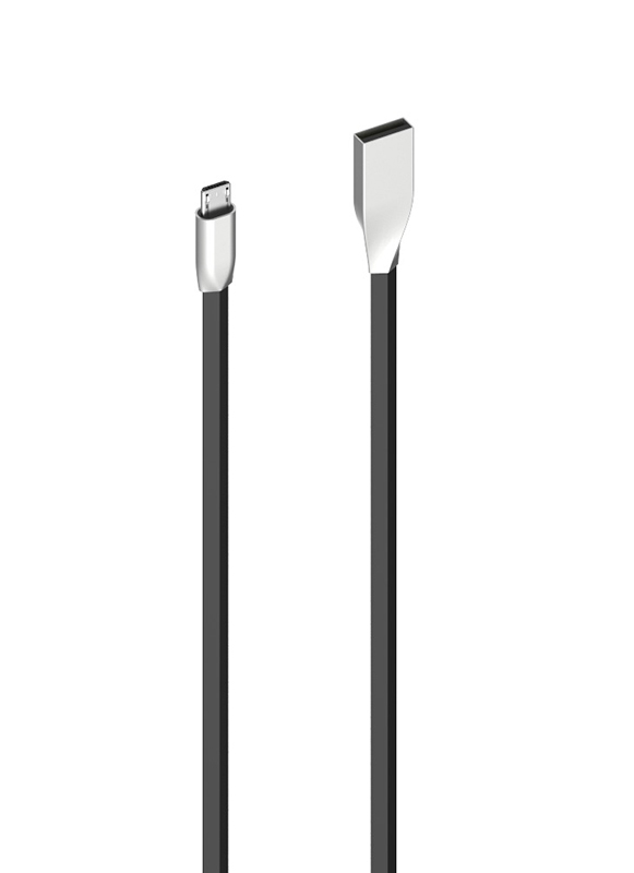 Câble de synchronisation/charge MOBILITY LAB Micro USB-USB 2.0 plat (photo)