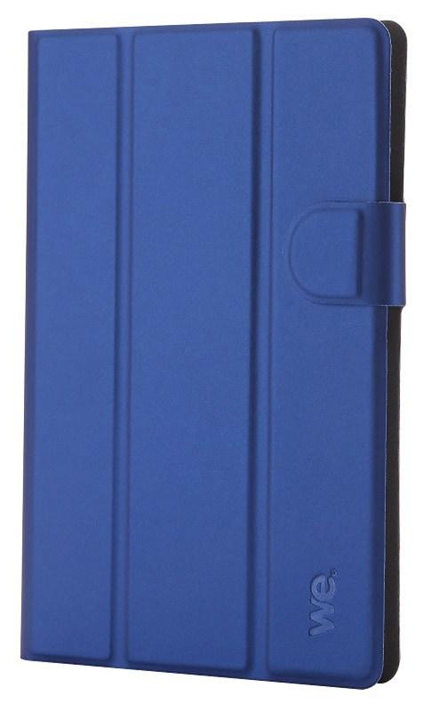 Folio Case WE Universelle 7 Bleu nuit (photo)