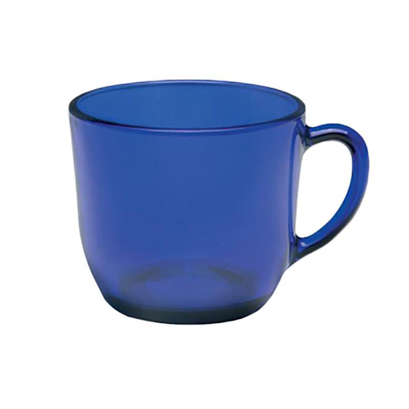 Tasses 22cl x6 Duralex bleu (photo)