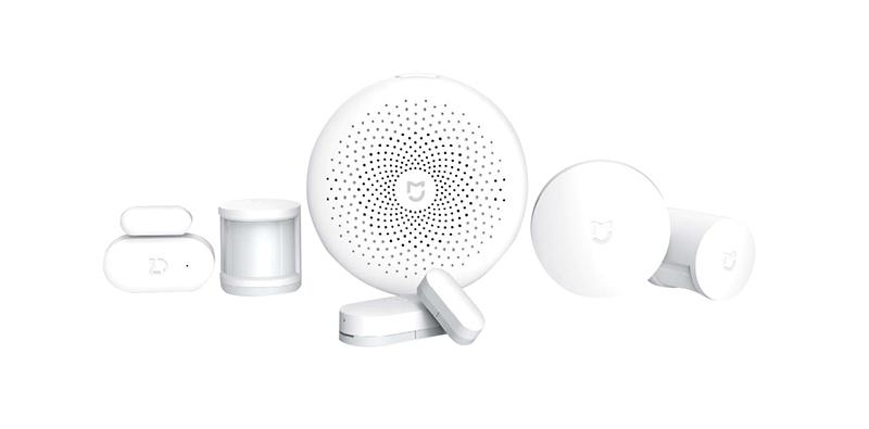 Kit de securite XIAOMI Mi Smart Sensor Set (photo)