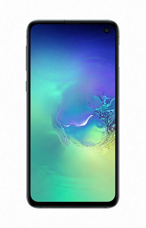 Precommande - SMARTPHONE SAMSUNG GALAXY S10e Vert prisme - sortie officielle le 08.03.19 (photo)
