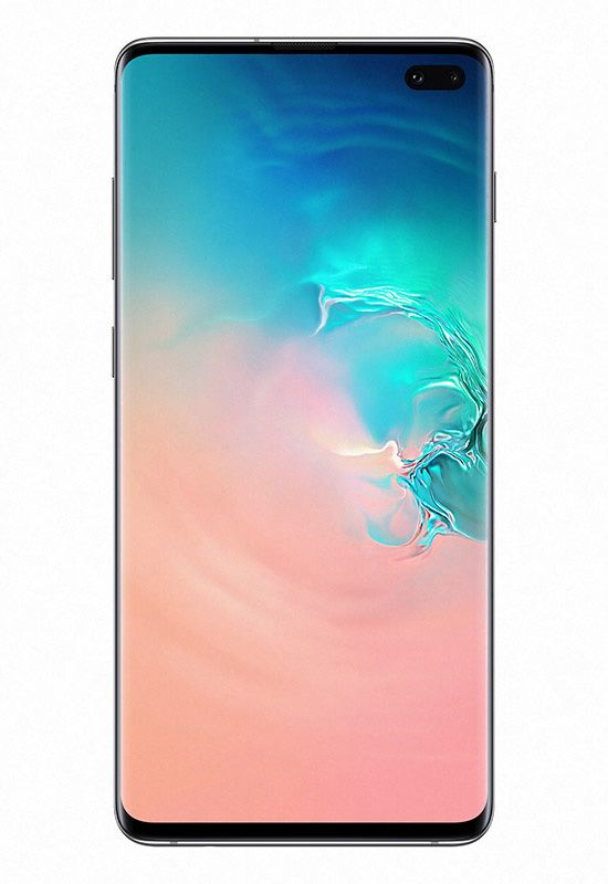 Precommande - SMARTPHONE SAMSUNG GALAXY S10+ Blanc prisme - sortie officielle le 08.03.19 (photo)