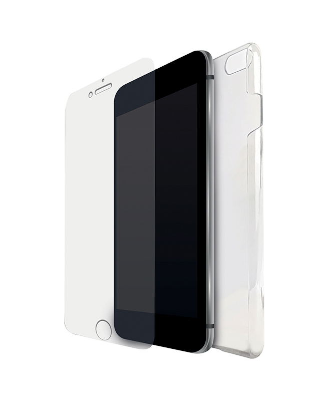 Coque EDENWOOD + verre trempe IP8 (photo)