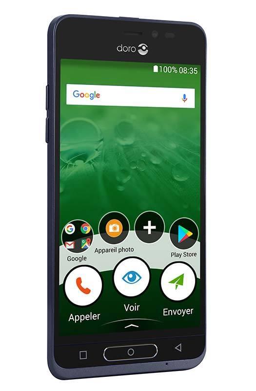 Mobile SMARTPHONE DORO 8035 (photo)
