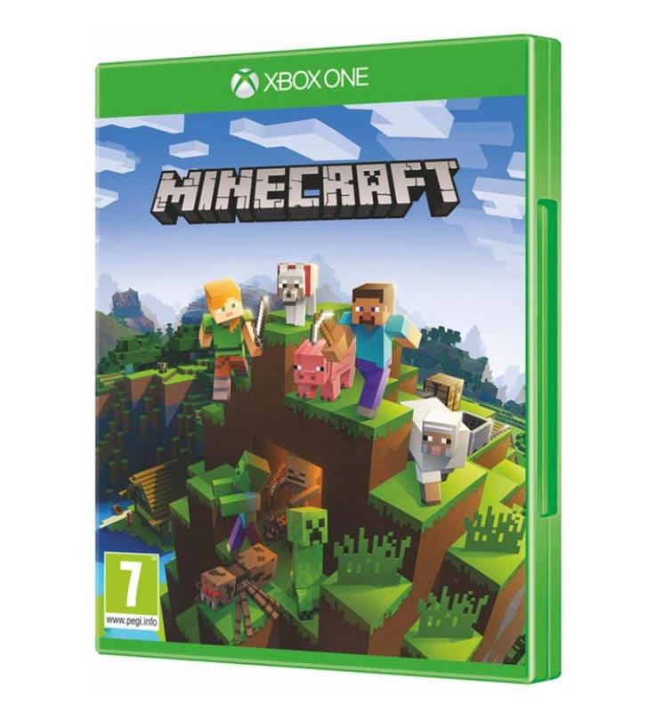 Jeu video MICROSOFT XBOX ONE Minecraft starter Collection (photo)