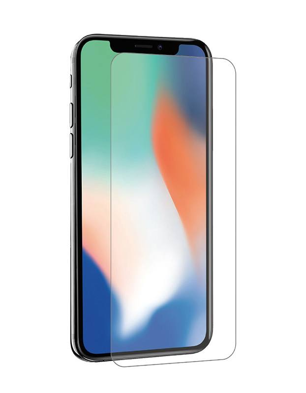 Film de Protection VIVANCO Verre trempe iPhone X (photo)
