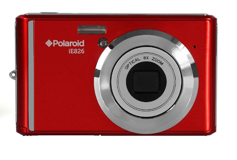 Appareil Photo POLAROID IE-826RED (photo)