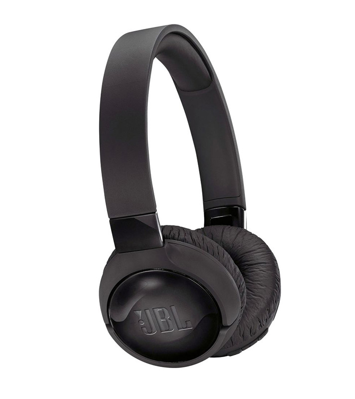Casque JBL Tune 600 BTNC Noir (photo)