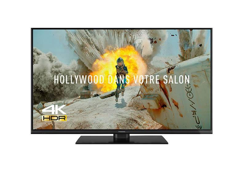 47f0103222a TV UHD 4K PANASONIC TX-49FX550E Smart Hd