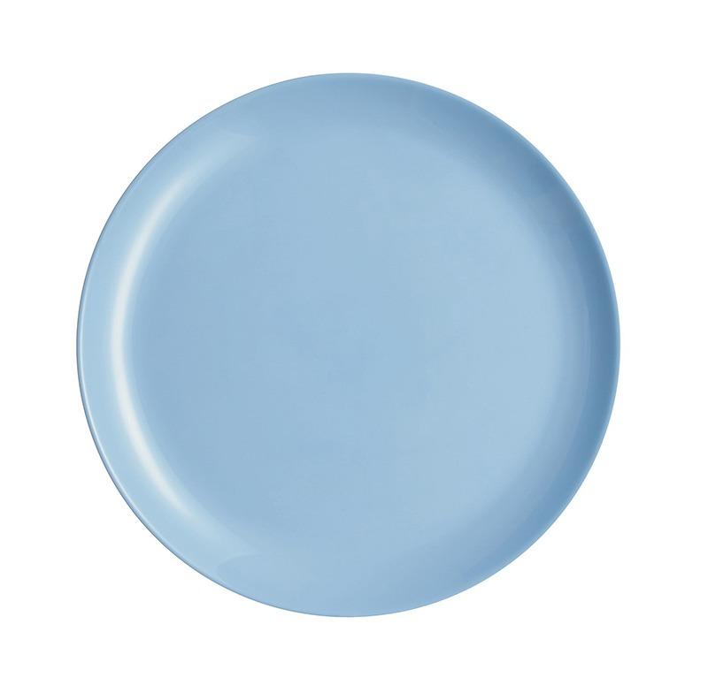 Assiette LUMINARC plate 25cm (photo)