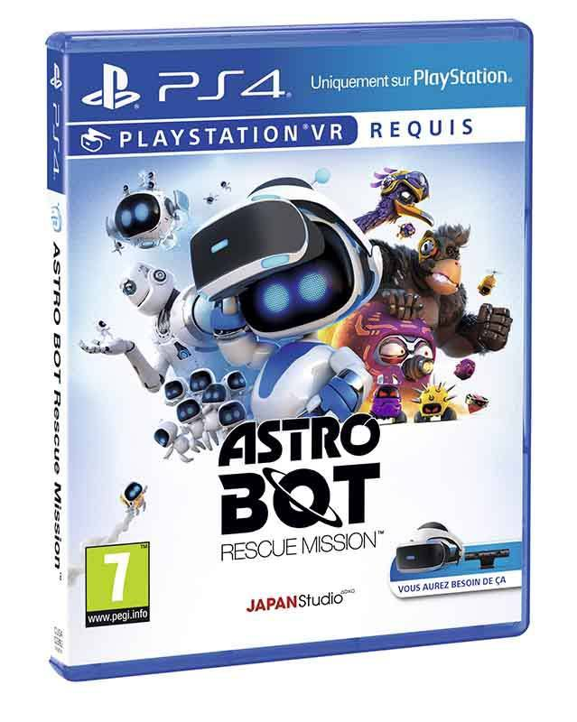 Jeu video SONY ASTRO BOT VR GRT (photo)