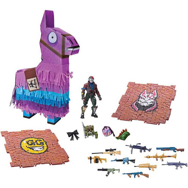 Figurine Fortnite JAZMARES Pack Llama Drama Pinata (photo)