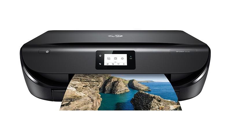 Imprimante Multifonction HP Tout en 1 ENVY 5030 (photo)