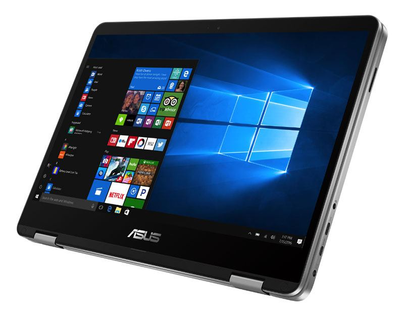 Ordinateur portable 14 ASUS TP401MA-BZ010TS (photo)