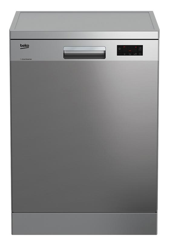 Lave-vaisselle 14 couverts BEKO DFN16410X