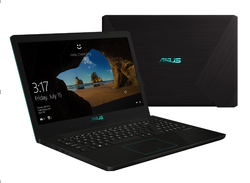 Ordinateur portable gaming ASUS 15,6 FX570ZD-DM288T (photo)