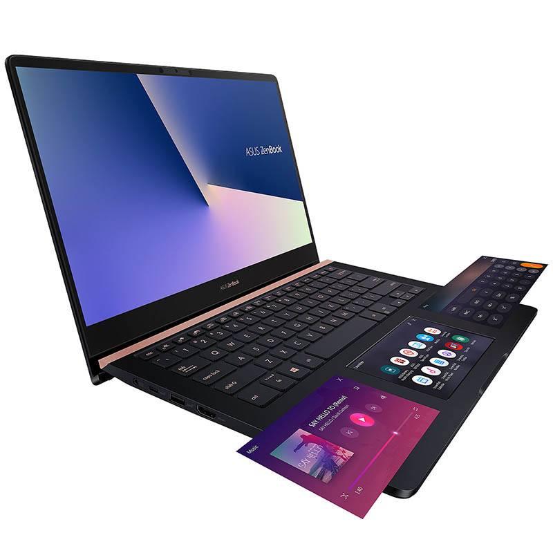 Ordinateur portable 14 ASUS ZenBook ProUX480FD-BE001T (photo)