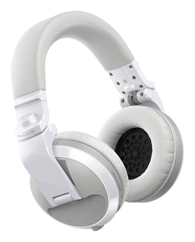 Casque PIONEER DJ HDJ-X5BT-W WHITE (photo)