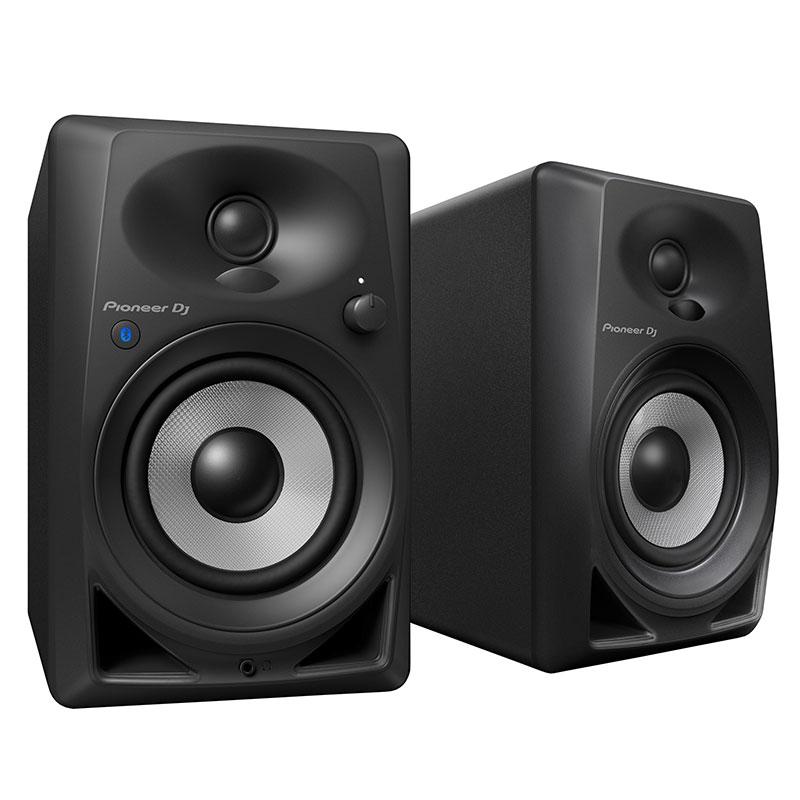 Enceinte Amplifiée Pioneer Dj Dm-40bt Bluetooth (photo)