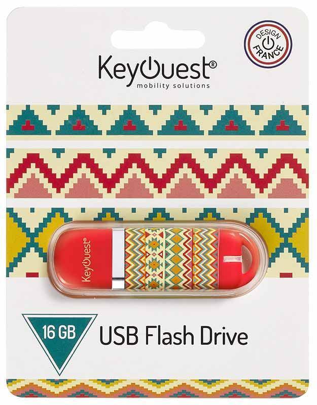 Cle USB KEYOUEST 16 Go AMERIDIAN (photo)