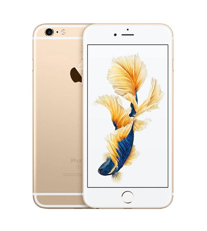 APPLE iPhone 6s+ 128 Go GOLD reconditionne GRADE A+ (photo)