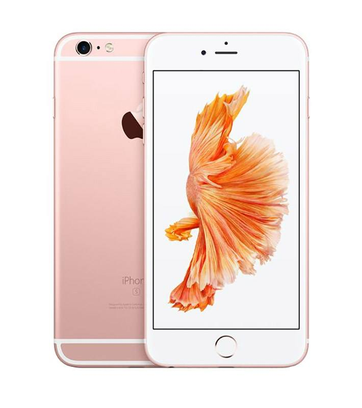APPLE iPhone 6s+ 128 Go PINK GOLD reconditionne GRADE A+ (photo)