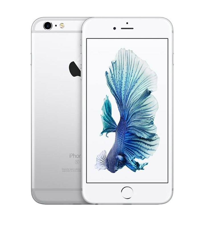 Apple Iphone 6s+ 128 Go Silver Reconditionné Grade A+ (photo)