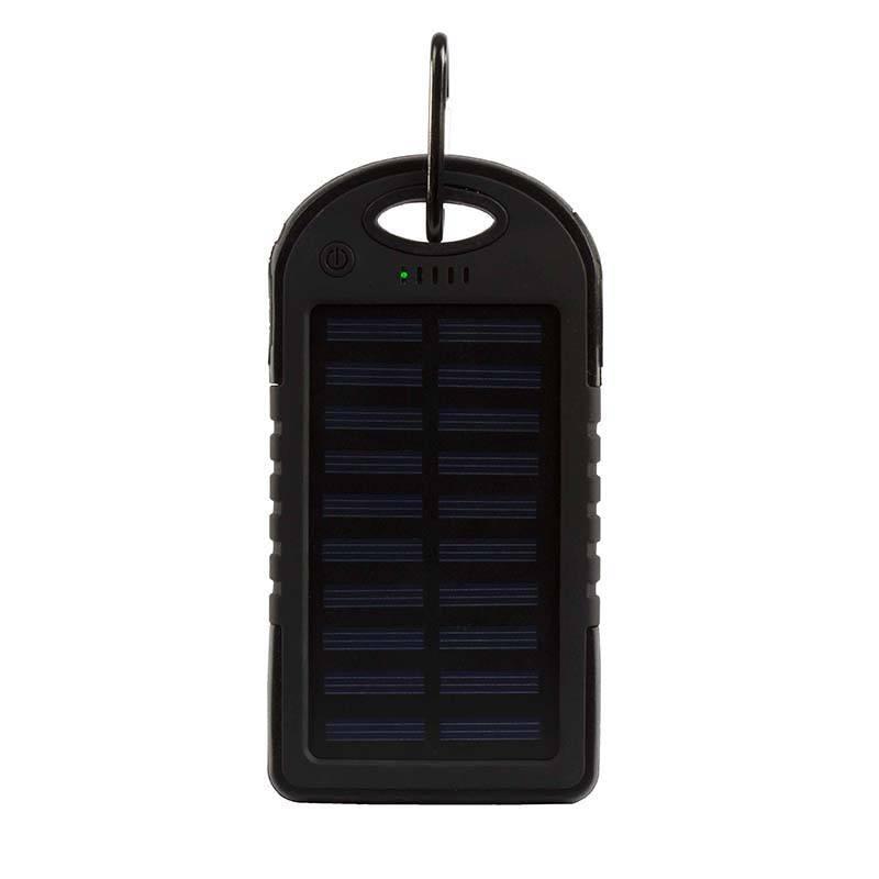 Batterie de secours solaire LIVOO 5000 mAh (photo)