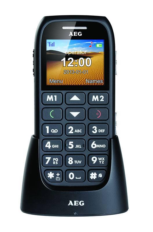 Mobile AEG VOXTEL M310 (photo)
