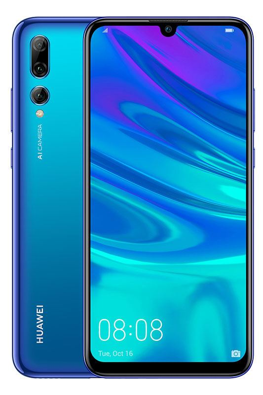 SMARTPHONE HUAWEI PSMART+ 2019 64 Go BLEU (photo)