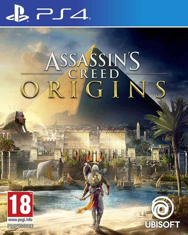 Jeu video UBISOFT OP ASSASSIN'S CREED ORIGINS P4 (photo)
