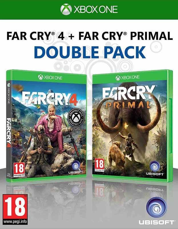 Jeu video UBISOFT COMPILATION FAR CRY BI-PACK XONE (photo)