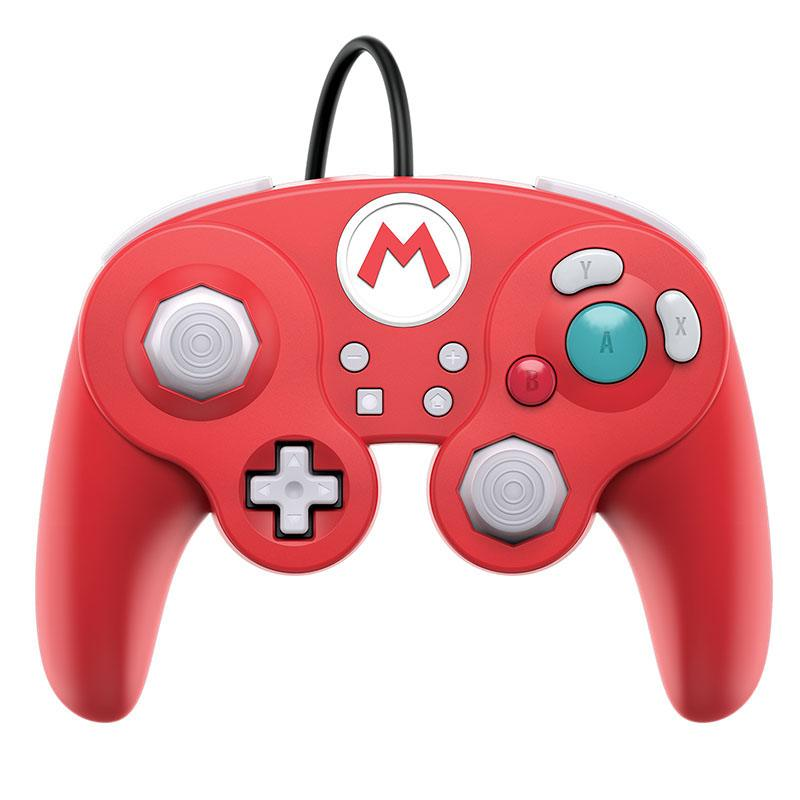 Manette NINTENDO SWITCH PDP Super smash bros (photo)