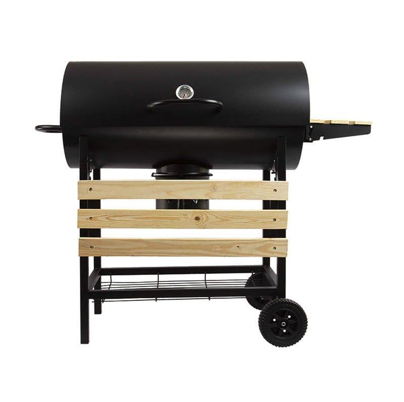 Barbecue Charbon Tonneau Doc2