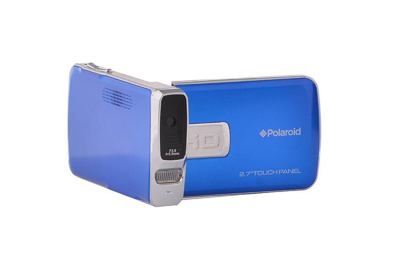 Camescope POLAROID IX2020 BLEU (photo)
